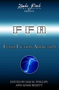Book Cover: Flash Fiction Addiction