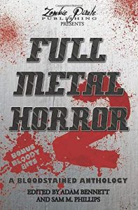 Book Cover: Full Metal Horror 2